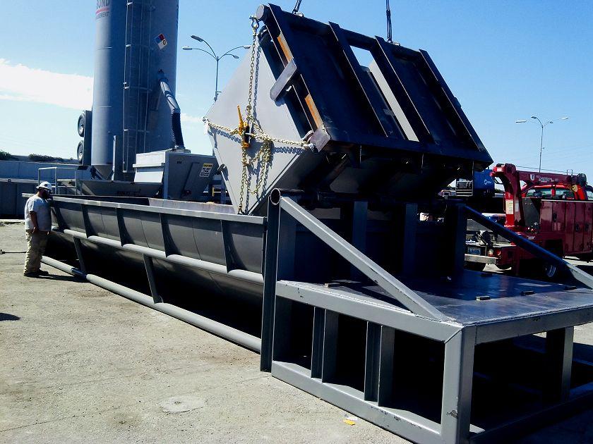 Offshore Waste Handling