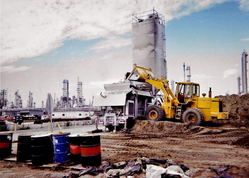 Ultramar Refinery